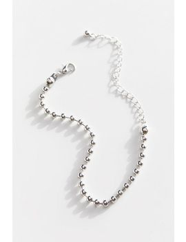Ball Chain Bracelet by Urban Outfitters