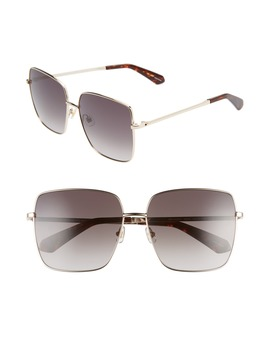 Fenton 60mm Gradient Square Sunglasses by Kate Spade New York