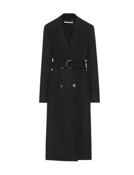 Belted Wool Coat by Stella Mc Cartney