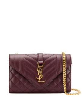 Small Envelope Crossbody Bag by Saint Laurent