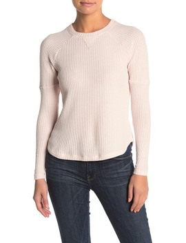 Cozy Thermal Pullover by Sweet Romeo