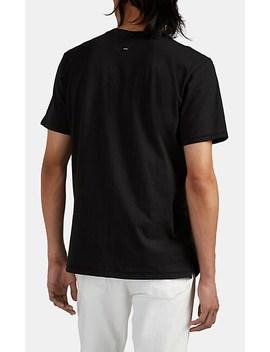 """I Love You"" Cotton T Shirt by Rag & Bone"