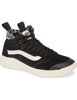 Ultra Range Mountain Edition High Top Sneaker by Vans
