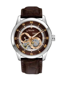 Bulova Men's Mechanical Watch by Bulova