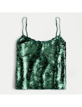 Collection Sequined Camisole by J.Crew