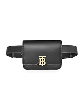 Tb Leather Belt Bag by Burberry