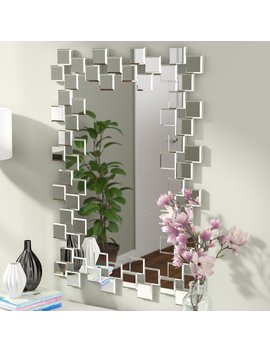Jacobo Modern & Contemporary  Accent Mirror by Latitude Run