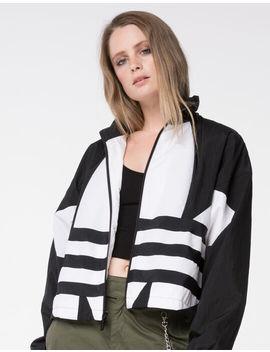 Adidas Large Logo Womens Track Jacket by Adidas
