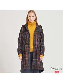 Jw Anderson Pocketable Coat by Uniqlo