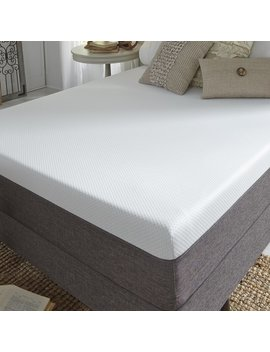 "Roanoke 10"" Medium Gel Memory Foam Mattress And Box Spring by Alwyn Home"