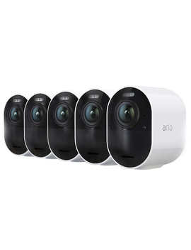 Arlo Ultra 4 K Uhd Wireless Security Camera Kit, 5 Pack by Arlo
