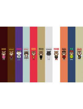 Hy675 Art Poster Kanye West All Album Ye Yeezus Music Rap Hip Hop Star Print by Ebay Seller
