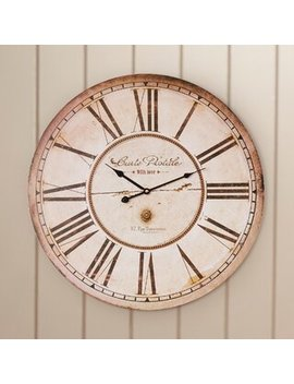 Better Oversized Wall Clocks by Wayfair