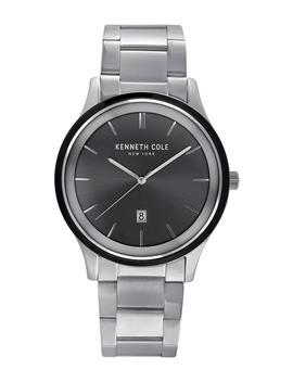 Men's 3 Hand Date Bracelet Watch, 22mm by Kenneth Cole New York
