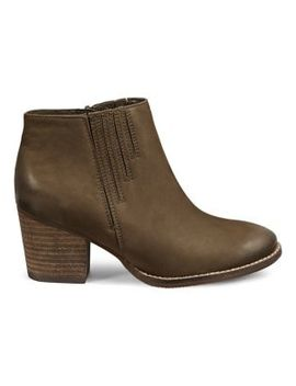Nicole Heeled Waterproof Booties by Blondo