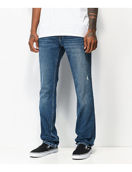 Freeworld Messenger Nickelson Stretch Skinny Jeans by Free World