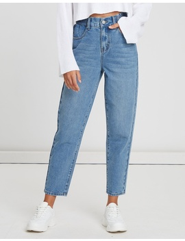 Hudson Mom Jeans by Calli