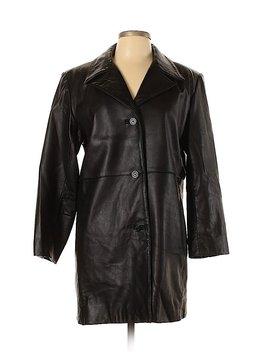 Leather Jacket by Alfani