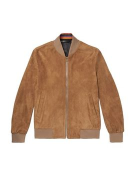Leather Jacket by Paul Smith