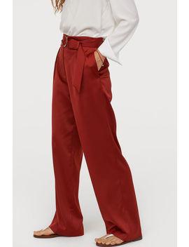 Kemerli Pantolon by H&M