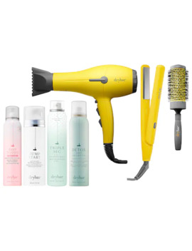 The Ultimate Frizz Free Blow Dry And Styling Set by Drybar