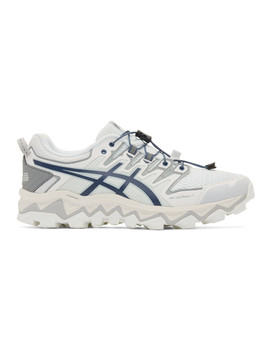 White Asics Edition Gel Fuji Trabuco 7 Sps Sneakers by C2 H4