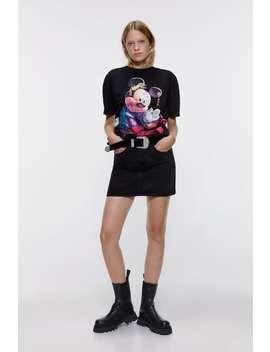 Disney Minnie Mouse© T Shirt by Zara