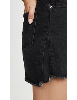 Le Mini Skirt Triangle Side Gusset by Frame
