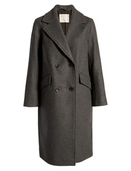 The Double Breasted Coat by Everlane
