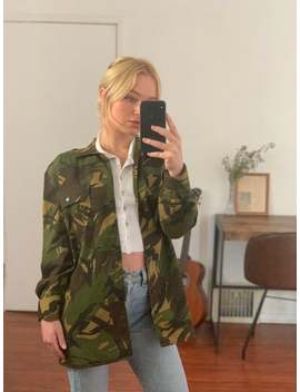 1970s Netherlands Military Jacket by Etsy