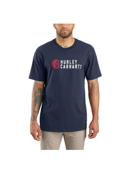 Hurley X Carhartt Men's Graphic T Shirt by Carhartt