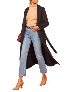 Greenwich Coat by Reformation