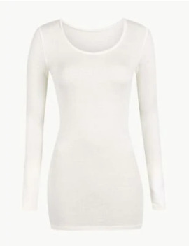 Heatgen™ Thermal Long Sleeve Top by Marks & Spencer
