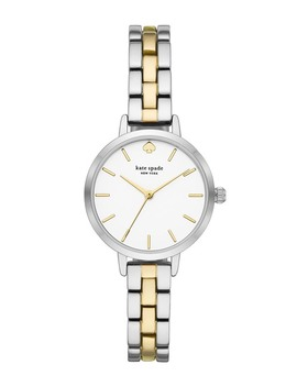 Women's Metro Two Tone Bracelet Watch, 30mm by Kate Spade New York