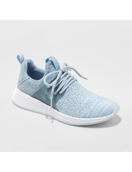 Women's Motion Knit Lace Up With Bracing Sneakers   C9 Champion® by C9 Champion