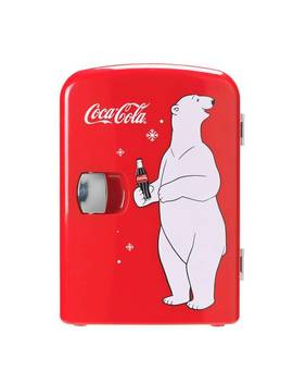 Coke Mini Fridge With Bear423/9705 by Argos