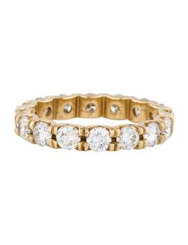 14 K 1.92ctw Diamond Eternity Band by Ring