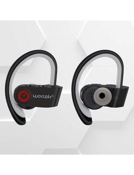 Woozik Relay Tws Bluetooth Sport Headphones, True Wireless Earbuds Twins Headset With Built In Mic, Gym Earphones, No Wires, Running, Travel by Woozik