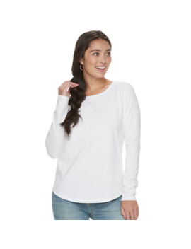 Women's Sonoma Goods For Life™ Essential Crewneck Tee by Sonoma Goods For Life