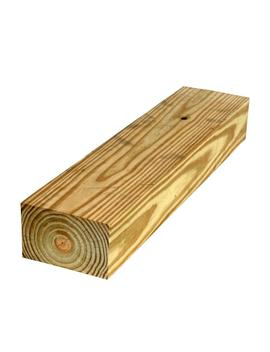 4 In. X 6 In. X 12 Ft. #2 Pressure Treated Timber by Weather Shield