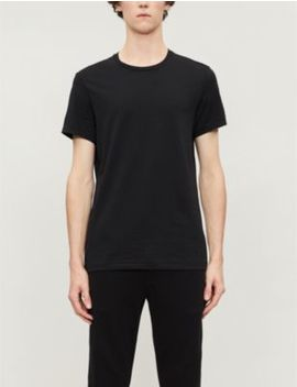 Joeforth Cotton Jersey T Shirt by Burberry