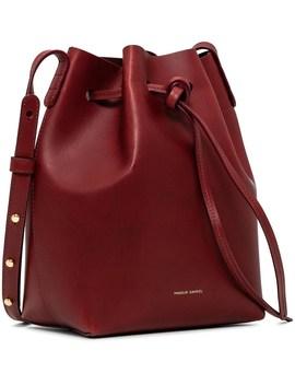 Mini Bucket Bag by Mansur Gavriel