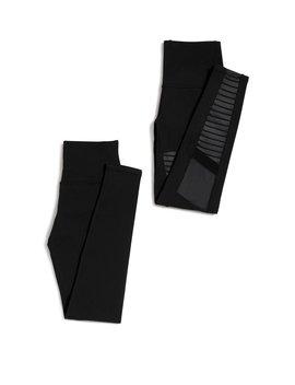Alo Essential Leggings Set by Aloyoga