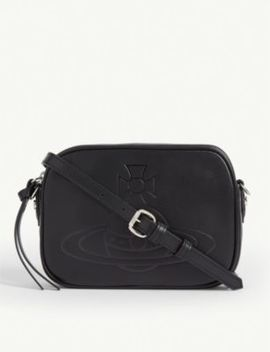 Anna Leather Cross Body Bag by Vivienne Westwood