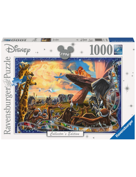 Ravensburger   19745   1000 Piece Puzzle The Little Mermaid by Best Buy
