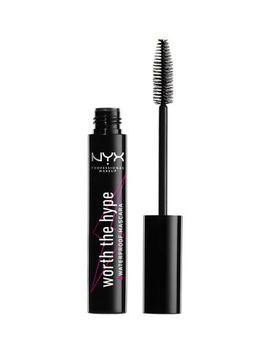 Nyx Professional Makeup Worth The Hype Waterproof Mascara by Nyx Professional Makeup