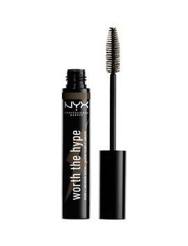 Nyx Professional Makeup Worth The Hype Color Mascara 7ml by Nyx Professional Makeup