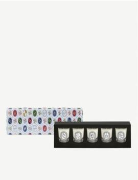 Set Of 5 Mini Candles  5* 35 G by Diptyque