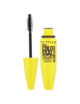 Maybelline Colossal Mascara 100% Black by Maybelline