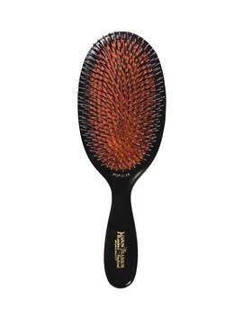 Popular Pure Bristle & Nylon Brush (Dark) by Mason Pearson